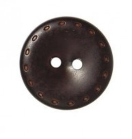 Bergere de France Set of 5 Saddlery look buttons, 22 mm