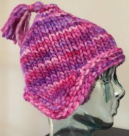 Rasta Earflap Hat