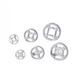 Bergere de France Pack of 59 Snap Fasteners