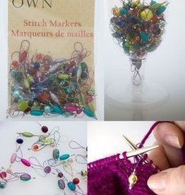 Diamond Diamond's Own Stitch Markers