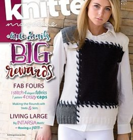 Knitter's Magazine K121, Winter 2015