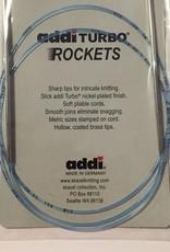 """Addi Addi 40"""" (100cm) Turbo Rocket Circular Needles"""