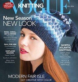 Vogue Vogue Knitting Fall 2016