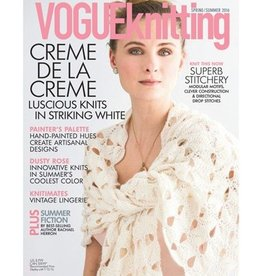 Vogue Vogue Knitting Spring/Summer 2016