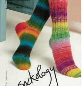 Lang Yarns Lang Sockology No. 061 Leaflet