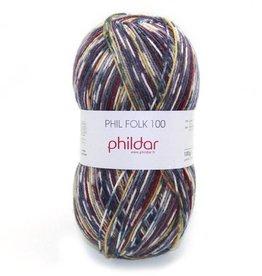 Phildar Phildar Phil Folk 100