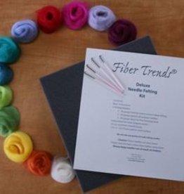 Fiber Trends Fiber Trends Deluxe Felting Kit