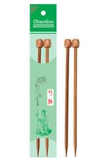 "ChiaoGoo ChiaoGoo Bamboo Single Point Patina (13"") Needles"