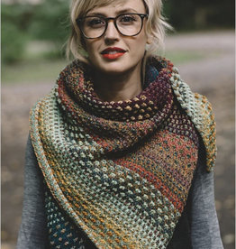 Noro Nightshift Shawl Kits with Noro Ito