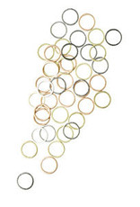 Knit Picks Metallic Stitch Markers - Small