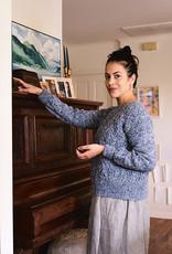 Atlantica Pullover by Audrey Borrego KIT