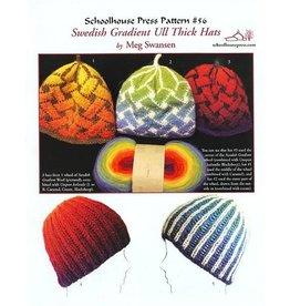 Schoolhouse Press Swedish Gradient Hats - SPP56