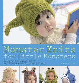 Monster Knits for Little Monsters