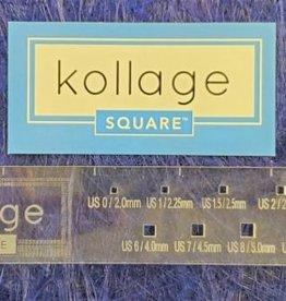 Kollage Kollage Square Gauge Ruler