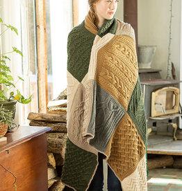 Berroco Norah's Vintage Afghan Pre-Order Kit