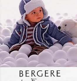 Bergere de France Jacket & Hat Kit