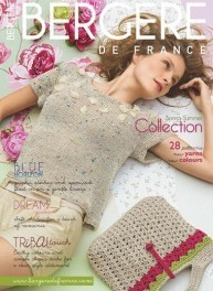 Bergere de France Mag. 172 Spring-Summer Collection