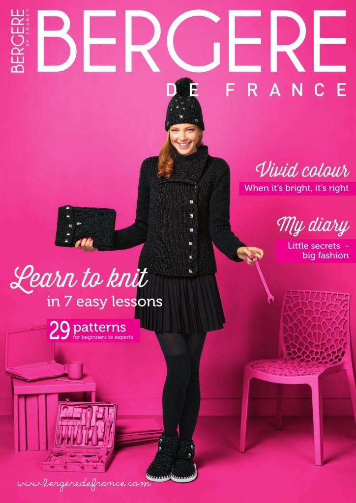 Bergere de France Mag. 175 - Yarn Generation