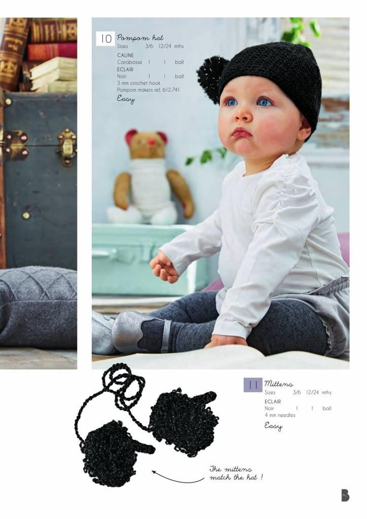 Bergere de France Mag. 176 - Baby Autumn-Winter