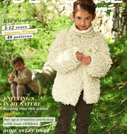 Bergere de France Mag. 180 - Kids 2-12 Years, Autumn-Winter