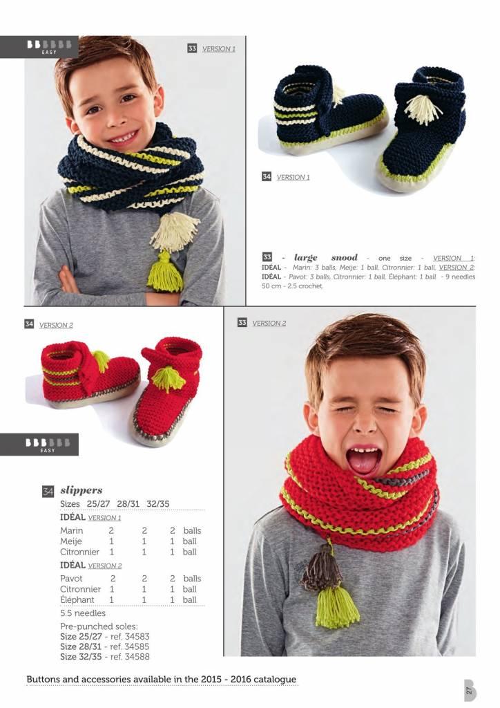 Bergere de France Mag. 180 - Kids 2-12 Years, Autumn-Winter
