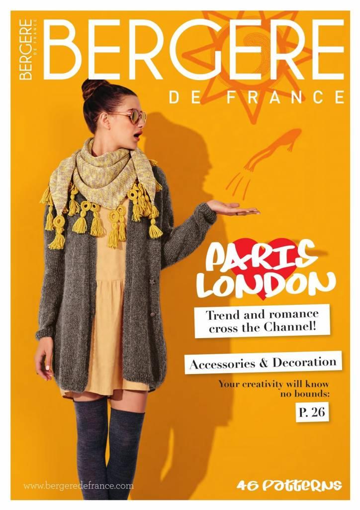 Bergere de France Mag. 181 - Generation Y Collection