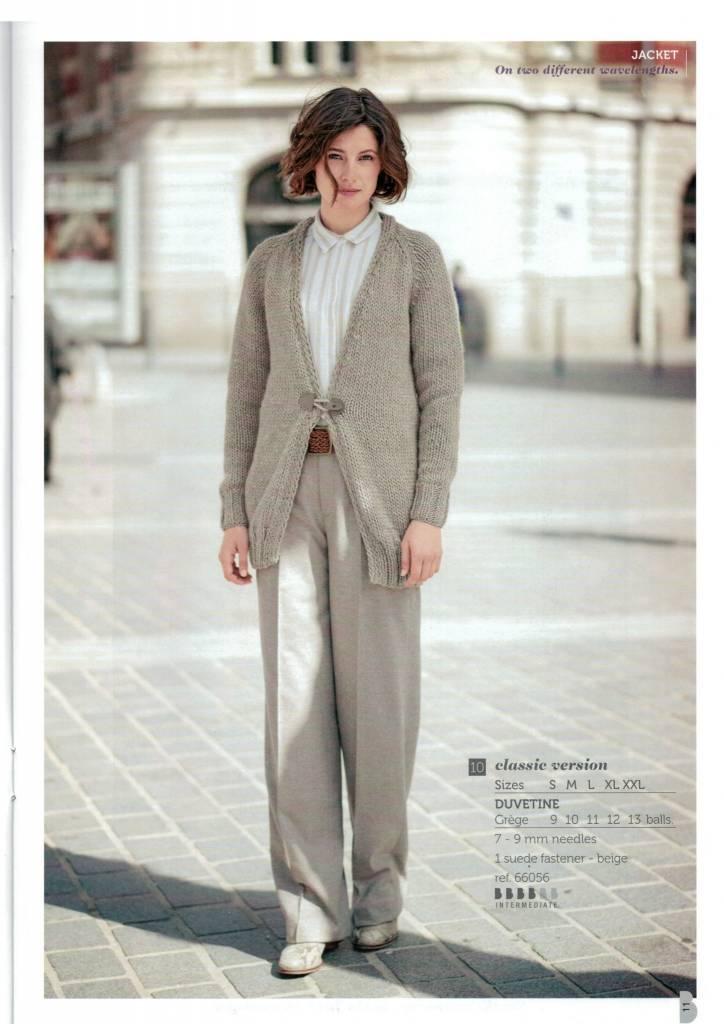 Bergere de France Mag. 183 - Women's Winter Collection