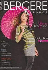 Bergere de France Mag. 169 - Yarn Generation