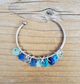 Katrinkles Katrinkles Acrylic Stitch Marker Cuff Bracelet