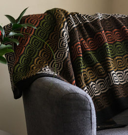 Berroco That '70s Throw by Knox Mountain Knit Co. Kit