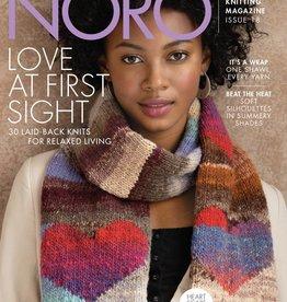Noro Noro Knitting Magazine, Issue 18