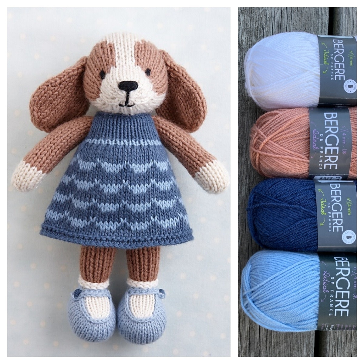 Bergere de France Little Cotton Rabbits Kits