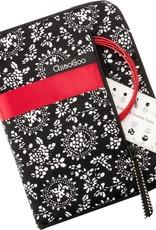 "ChiaoGoo ChiaoGoo Twist Red Lace Interchangeable 5"" Complete Set"