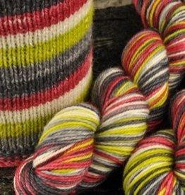 Timber Timber Yarns Twin Sock - Holidays