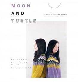 Pom Pom Press Moon and Turtle