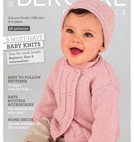 Bergere de France Mag. 182 - Winter Collection 0 - 2 years PDF