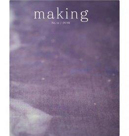 Making Magazine No 12 / Dusk Pre-Order
