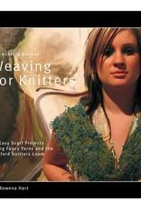 Ashford Ashford Book of Weaving for Knitters