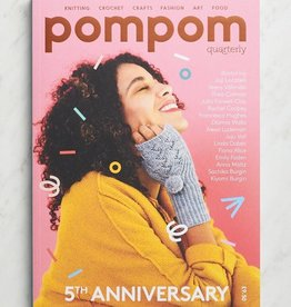 Pom Pom Press Pom Pom Quarterly Issue 21: Summer 2017