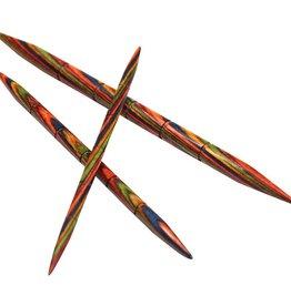 Knit Picks Rainbow Cable Needles