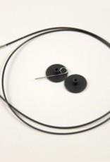 Knitter's Pride Knitter's Pride Black Single Cords