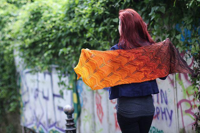 Carol Feller Knitting with Rainbows by Carol Feller