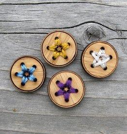 Katrinkles Katrinkles Star Buttons