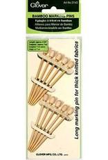 Clover Clover Bamboo Marking Pins