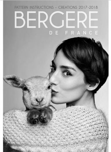 Bergere de France Creations 2017-2018 - Instructions