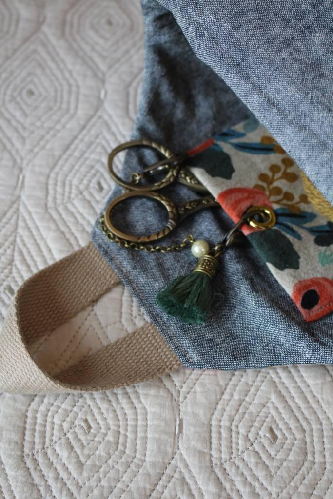Take-Along Tote - Sometimes Sewing Pattern