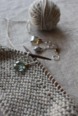Wool & Wire Wool & Wire Regular Stitch Markers (Set of 3)