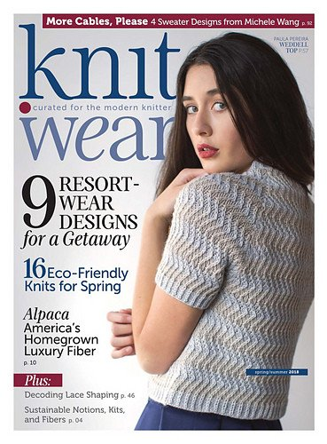 a0c9ca11d2e4 Knit.Wear Spring Summer 2018 - Sue2Knits and Yarn