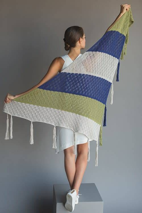 Interweave Knitscene Summer 2018