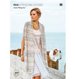 Rico Design Rico Designs Creative Melange Lace Leaflet 577